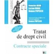 Tratat de drept civil. Contracte speciale Vol.3 Depozitul. Imprumutul Ed.5 - Francisc Deak