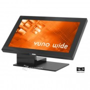 Monitor touchscreen 15 inch Wide Aures Yuno (Culoare - Alb)