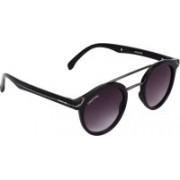 CREATURE Round Sunglasses(Violet)
