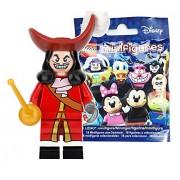Lego (LEGO) Mini Figure Figure / Disney Series / Captain Hook 71012-16