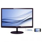"Monitor IPS, Philips 21.5"", 227E6EDSD/00, ADS, 5ms, 20Mln:1, DVI/HDMI, FullHD"