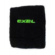 Exel Wristband Black/Neon Green