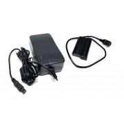 AC adaptér + DC adaptér pre Nikon D7000 (POWER ENERGY ADAPTéR PRE NIKON D7000)