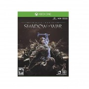 Xbox One Juego Shadow Of War Middle Earth