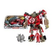 Transformers 3 Dark of the Moon Human Alliance Leadfoot with Sergeant Detour Ste