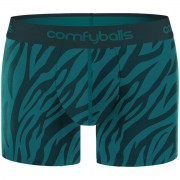 Comfyballs Zebra Spruce Cotton