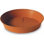 plastecnic Export10 Sottovaso In Plastica Tondo Ø 10 Cm Compatibile Con Vaso Per Piante - Export