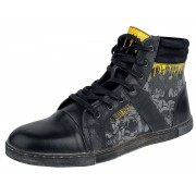 Batman Comic Sneakers grijs