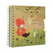 Spirál Notesz - Poppi Loves - Autumn