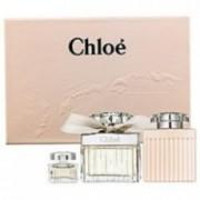 Chloé Eau de Parfum 75 ml EDP + 100 ml BL + miniatura Dámská dárková sada
