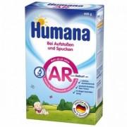 Set Lapte praf antireflux de la nastere Humana AR 400g