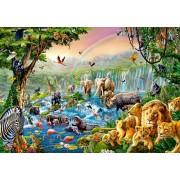 Puzzle Castorland - Jungle River, 500 piese