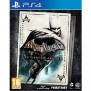 Batman: Return to Arkham, за PS4