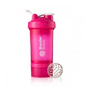 Blender Bottle ProStak 650 ml (Shaker) Pink - šejker ružový