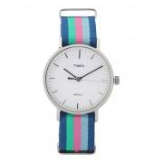 レディース TIMEX TW2P91700 WEEKENDER FAIRFIELD 37 腕時計 ホワイト