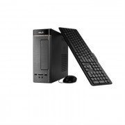 Desktop, Asus K20CE-RO012D MINI /Intel N3700 (1.6G)/ 4GB RAM/ 1000GB HDD/ DOS + подарък Mouse&KBD (90PD01C1-M02070)