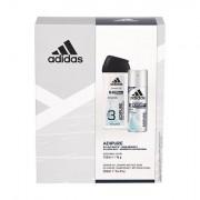 Adidas Adipure 48h darovni set dezodorans 150 ml + gel za tuširanje 250 ml za muškarce