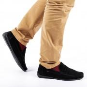 Otis fekete férfi cipő