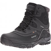 Hi-Tec Men s Trail Ox Winter 200g Waterproof-M Snow Boot Black/Charcoal 7 D(M) US