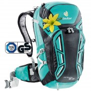 Deuter Attack Enduro SL 18L Backpack - Mint/Black