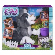 FurReal Friends Ricky the Trick Lovin catelul interactiv E0384 (cu sunete si miscari)
