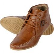 Aaiken Men's Tan Boot