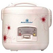 Kelvinator KRC-515 500-Watt 1.5-Litr Rice Cooker, Food Steamer(1.5 L, White)