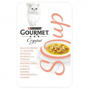 Gourmet Crystal Soup en sobres 8 x 40 g - Pollo natural