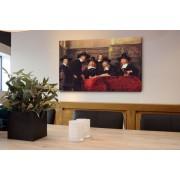 ART Fine art canvas (framedikte 4 cm) 50x200 cm