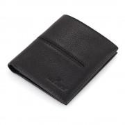 Portofel negru Daniel Klein pentru barbati, din piele naturala, DKW.1030.01