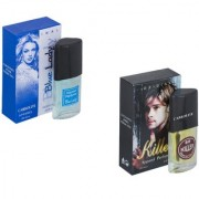 Skyedventures Set of 2 Blue lady-Killer Perfume