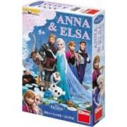 Jucarie educativa Dino Toys Anna and Elsa - Frozen