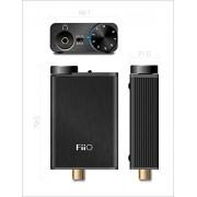 FiiO E10K USB DAC and Headphone Amplifier (Black)