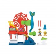 Toy Story 4 Parque divertido imaginext Bestoys