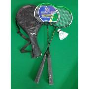 Set rachete badminton Spartan