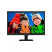 """Монитор 19.5"""" (49.53 cm) Philips 203V5LSB26, HD+ LED, 5ms, 10 000 000:1, 200cd/m2"""