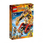 Lego Laval's Fire Lion, Multi Color