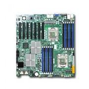 Supermicro eATX , Xeon 5600/5500, DDR3-SDRAM, Intel 5520, Gigabit Ethernet (MBD-X8DTH-IF-O)