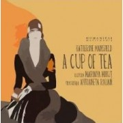 Audio book CD A cup of tea - Katherine Mansfield. Lectura Mariana Mihut