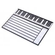 Anka Verlag Weekly Planner Keyboard