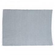 Dille&Kamille Set de table, coton, gris-vert, 35 x 50 cm