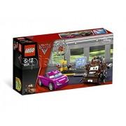 Lego Cars Mater's Spy Zone