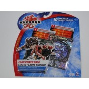 Bakugan Cards Bakugan Battle Brawlers Card Power Pack 1 Set Of 10 Cards Ventus Series