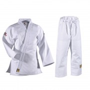 Kimono judo Danrho Ultimate Gold alb