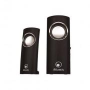 NILOX Casse Amplificate Sp 340 Black