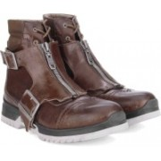 Diesel Lace Up For Men(Brown)