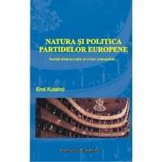 Natura si politica partidelor europene. Social-democratia si criza somajului