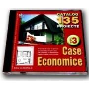 Cd proiecte case economice volumul 3