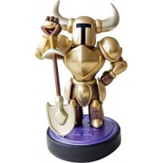 Nintendo Amiibo Shovel Knight Gold Figure