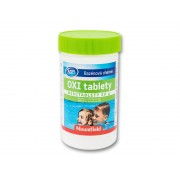 Безхлорна дезинфекция на вода: Кислородни таблетки за малки басейни Azuro Oxi Tabs MINI 45 бр. таблетки х 20 гр.